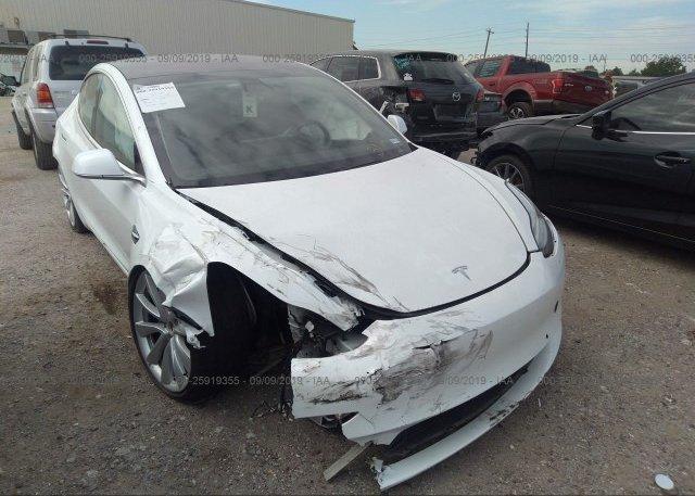 Inventory #286356118 2018 Tesla MODEL 3