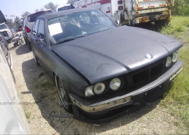 Inventory #597007224 1991 BMW 535
