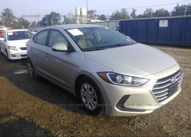 Inventory #562658529 2017 Hyundai ELANTRA