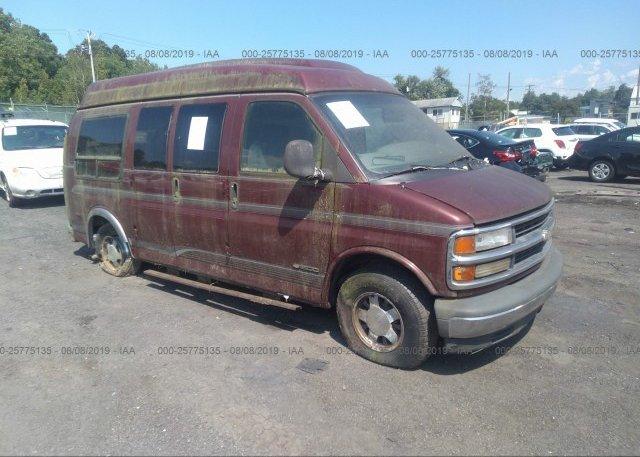 Inventory #338528038 1997 Chevrolet EXPRESS G1500