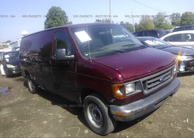 Inventory #565534272 2003 FORD ECONOLINE