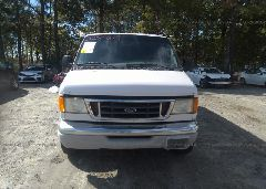 2004 Ford ECONOLINE - 1FBNE31L14HA10937 detail view