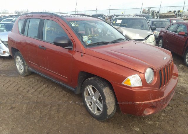 Inventory #704791155 2009 JEEP COMPASS