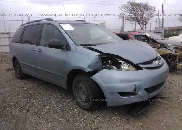 Inventory #603019661 2006 Toyota SIENNA