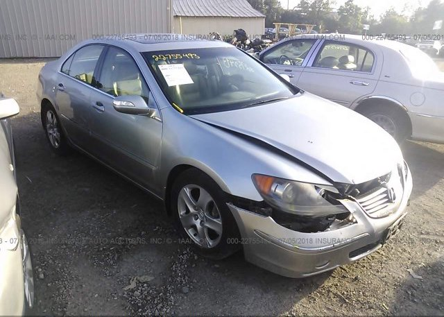 Inventory #374705618 2008 Acura RL