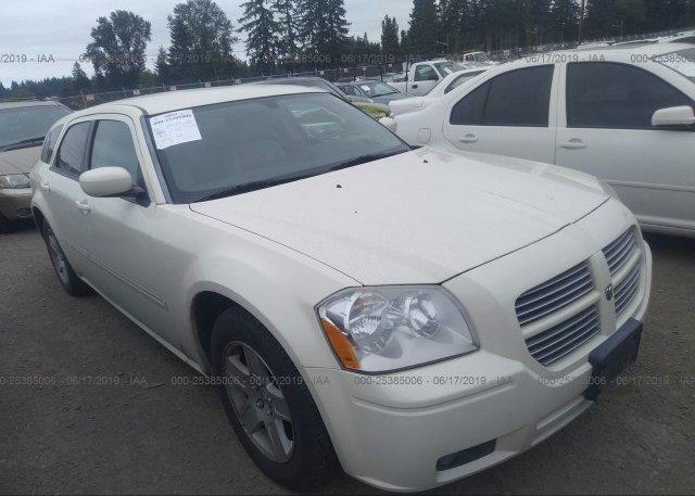 Inventory #825506616 2006 Dodge MAGNUM