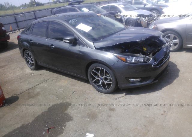 Inventory #562170615 2017 FORD FOCUS
