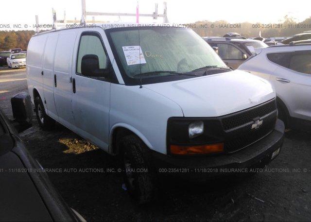 Inventory #617089326 2009 Chevrolet EXPRESS G2500