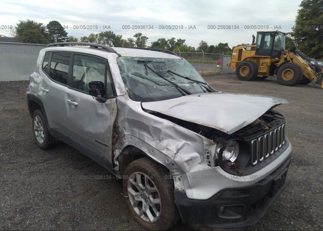 Inventory #696426563 2017 JEEP RENEGADE