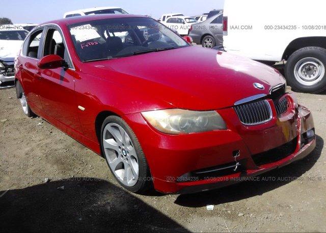 Inventory #865106945 2008 BMW 335