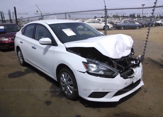 Inventory #150813493 2016 Nissan SENTRA