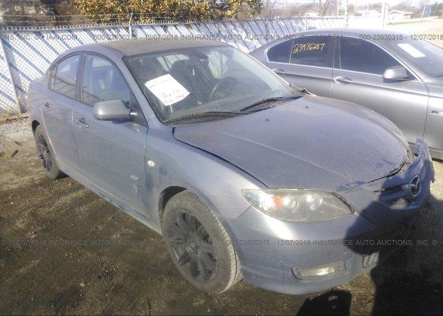 Inventory #495187928 2007 Mazda 3