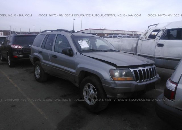 Inventory #205765954 2000 JEEP GRAND CHEROKEE