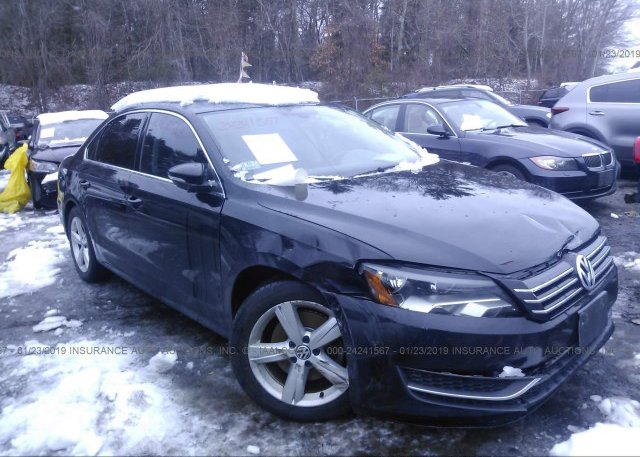 Inventory #950518444 2012 Volkswagen PASSAT