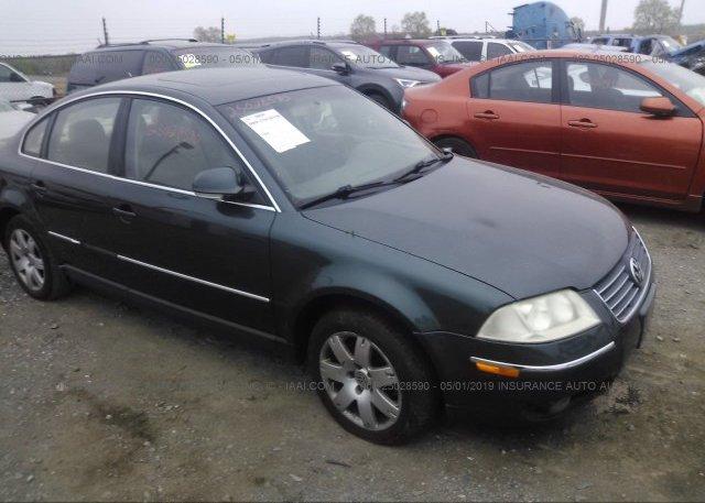 Inventory #352846508 2005 Volkswagen PASSAT