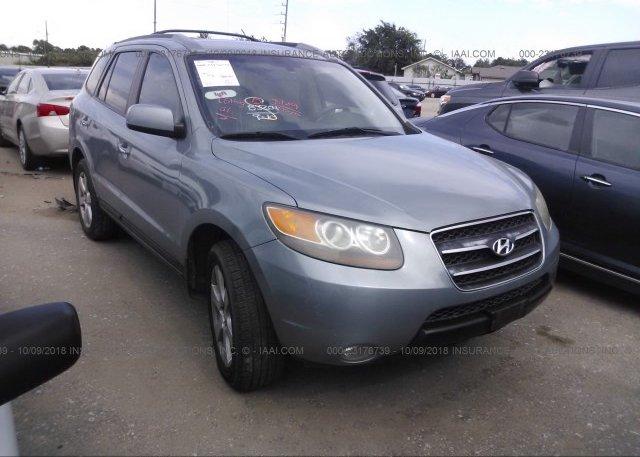 2007 Hyundai SANTA FE   5NMSH13E47H077222 X2 · 2007 ...