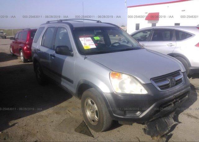 Inventory #796388416 2004 Honda CR-V