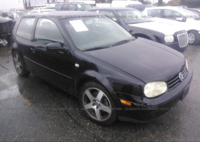 Inventory #888370102 2002 Volkswagen GTI