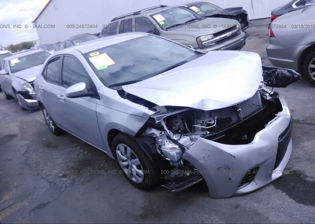 Inventory #572033505 2016 Toyota COROLLA
