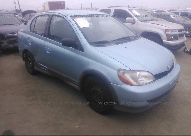 Inventory #660363168 2000 Toyota ECHO