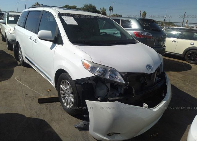 Inventory #714760086 2014 Toyota SIENNA