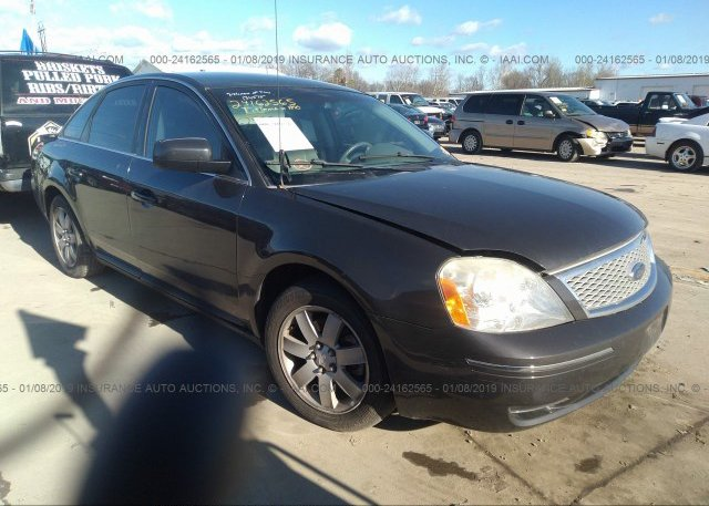 Inventory #399839787 2007 FORD FIVE HUNDRED