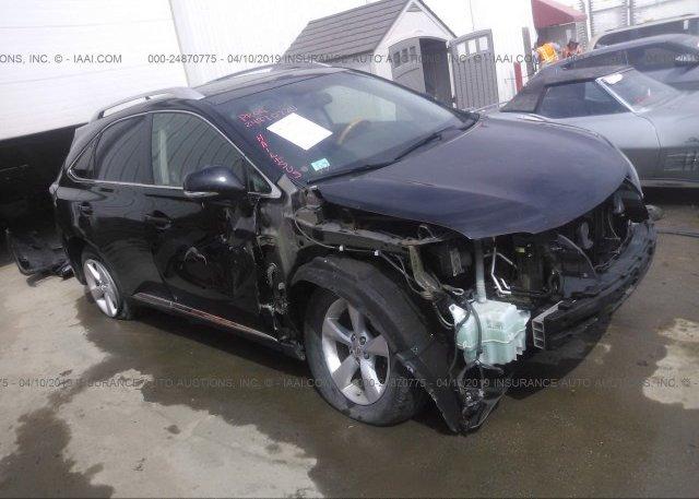 Inventory #517798555 2010 Lexus RX