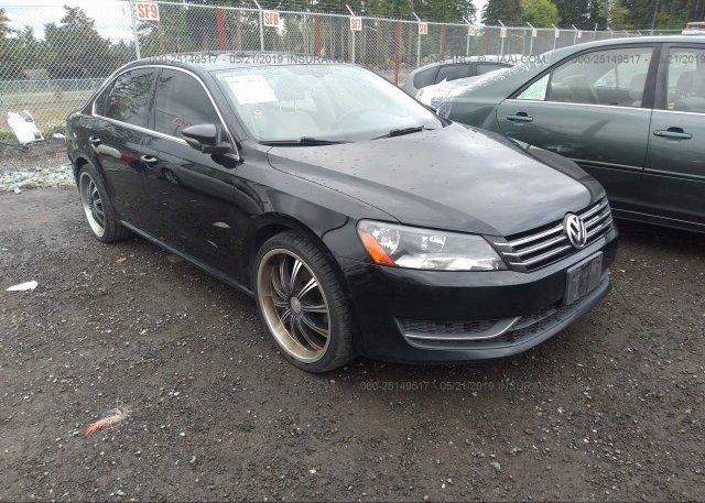 Inventory #454205255 2012 Volkswagen PASSAT