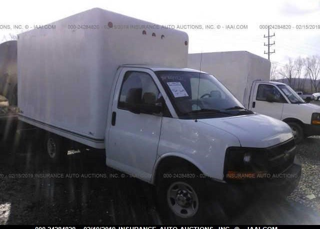 Inventory #675492764 2013 CHEVROLET EXPRESS G3500