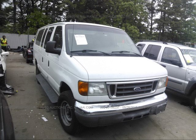 Inventory #125758867 2007 FORD ECONOLINE