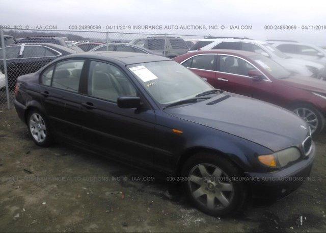 Inventory #217700234 2003 BMW 325