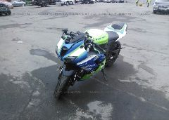 2007 Kawasaki ZX600 - JKAZX4P137A013073 Right View