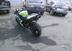 2007 Kawasaki ZX600 - JKAZX4P137A013073 [Angle] View