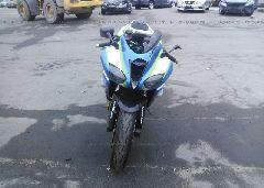 2007 Kawasaki ZX600 - JKAZX4P137A013073 close up View