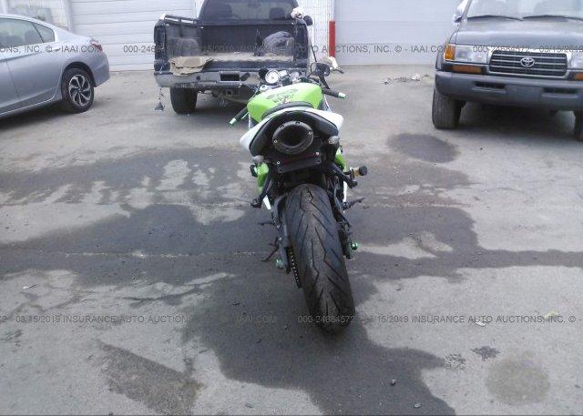 2007 Kawasaki ZX600 - JKAZX4P137A013073