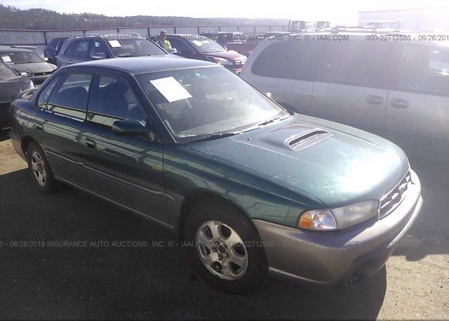 Inventory #151107350 1999 Subaru LEGACY