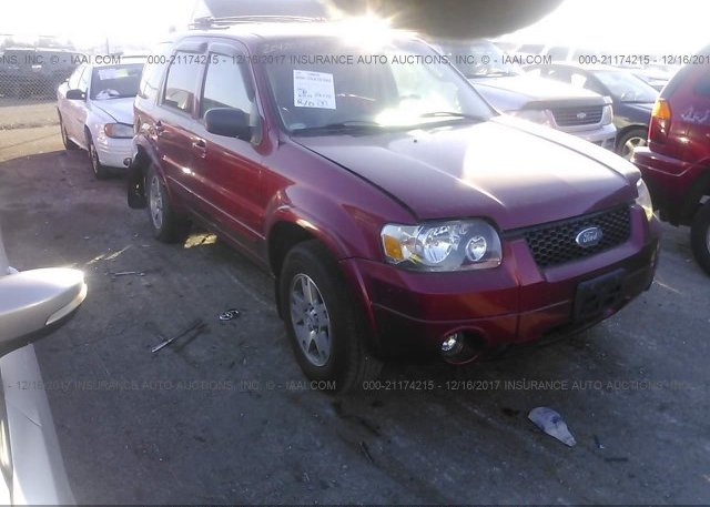 Inventory #770765772 2005 FORD ESCAPE
