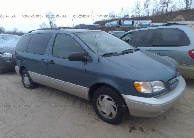 Inventory #841956640 2000 Toyota SIENNA