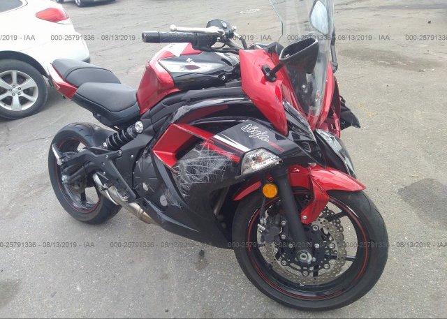 Inventory #882338830 2016 Kawasaki EX650