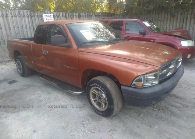 Inventory #767275651 2000 Dodge DAKOTA