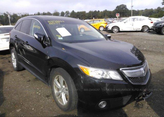 Inventory #468701675 2013 Acura RDX