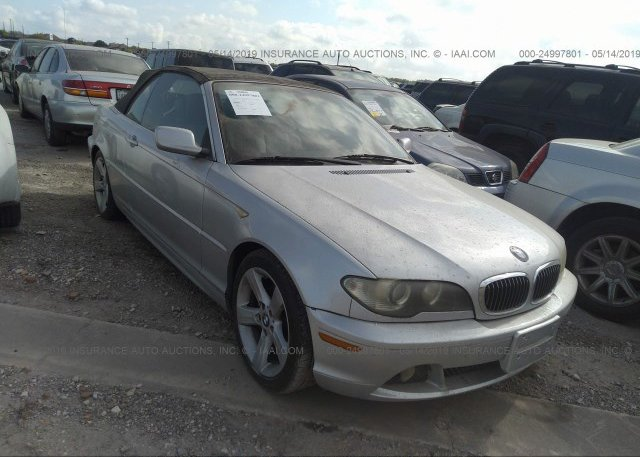 Inventory #898875123 2004 BMW 325