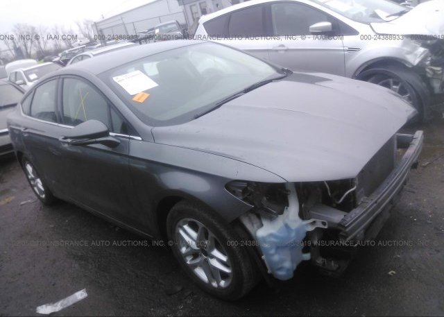 Inventory #560921974 2014 FORD FUSION