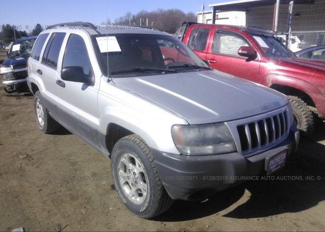 Inventory #235142601 2004 JEEP GRAND CHEROKEE