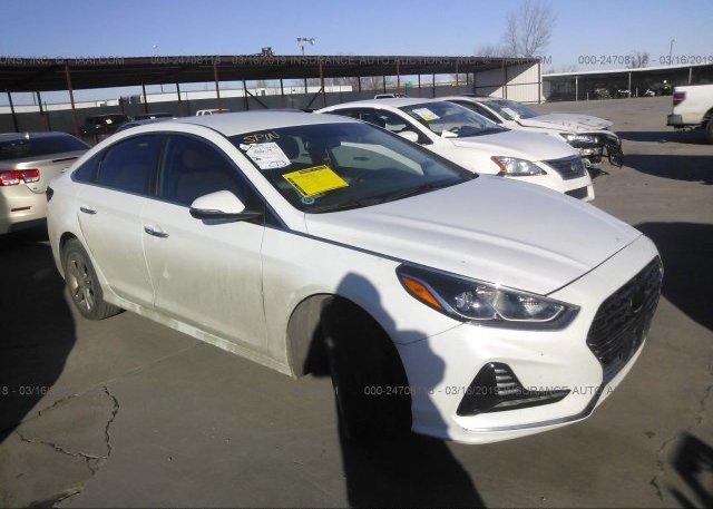 Inventory #684065248 2018 Hyundai SONATA