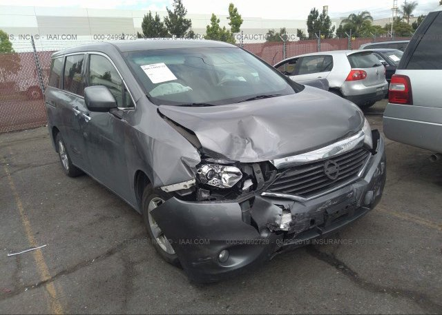 Inventory #628344688 2015 Nissan QUEST