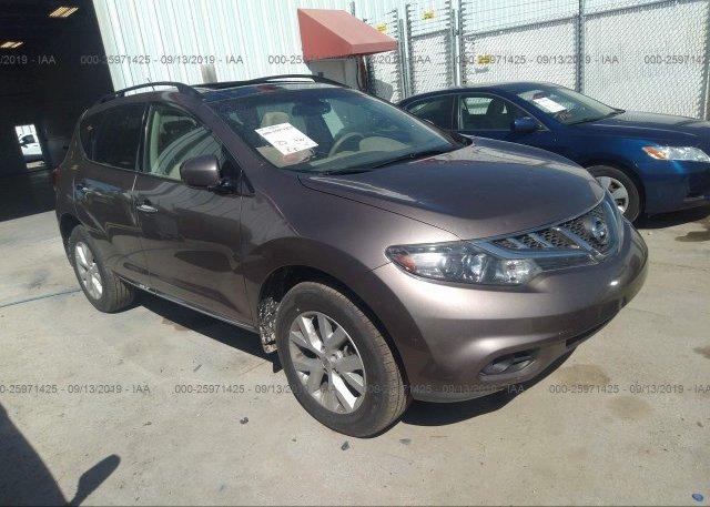 Inventory #350473943 2011 Nissan MURANO