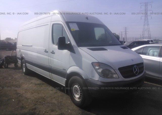 Inventory #628893341 2011 Mercedes-benz SPRINTER