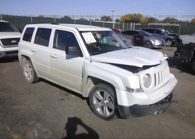 Inventory #344833131 2011 JEEP PATRIOT