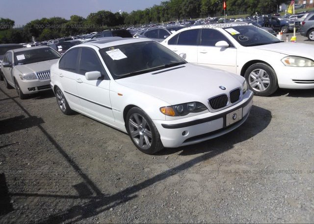 Inventory #750488275 2003 BMW 325